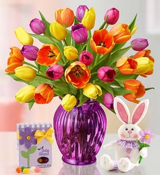 Image result for easter flowers