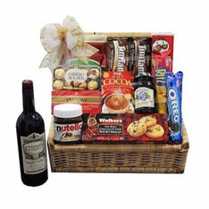Brunch Munch Gift Basket