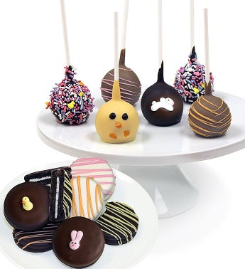 Easter Cakepop and Cookie Bundle