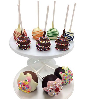 Sweet Treat Cake Pops
