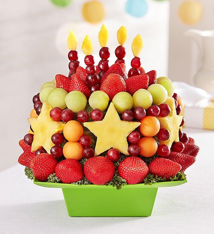 Time for Cake™ | FruitBouquets.com - 148363