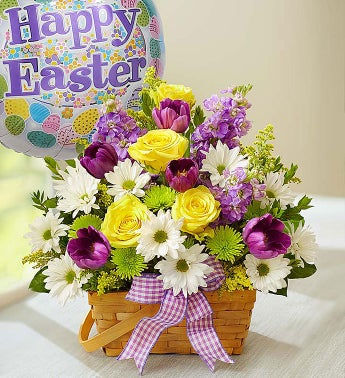 20% off on Exclusive Collection of Easter Flowers & Gifts
