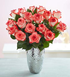 Blush Long-Stem Roses