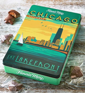 Mini Pixies™ – Chicago Lakefront Tin