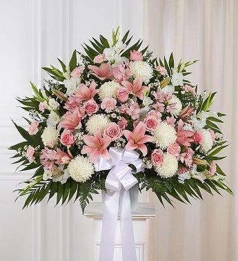 Funeral Flowers Funeral Flower Arrangements Delivered 1800flowers