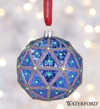 Waterford 2017 Times Square Ornament