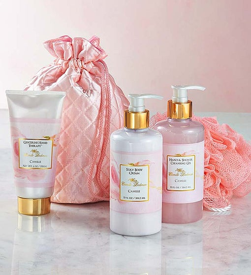 Camille Beckman® Deluxe Body Care Gift Set