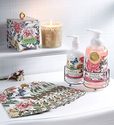 Michel Design Works® Peony Bath Essentials
