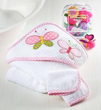 Butterfly Splash Party Gift Set