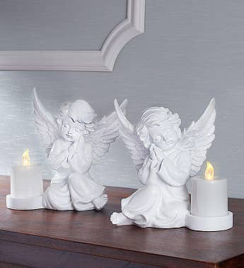 Guiding Light Angel Pair