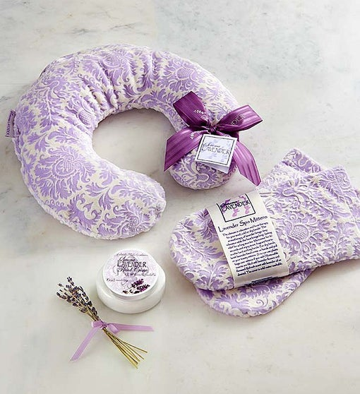 Sonoma Lavender® Hand and Foot Spa Set