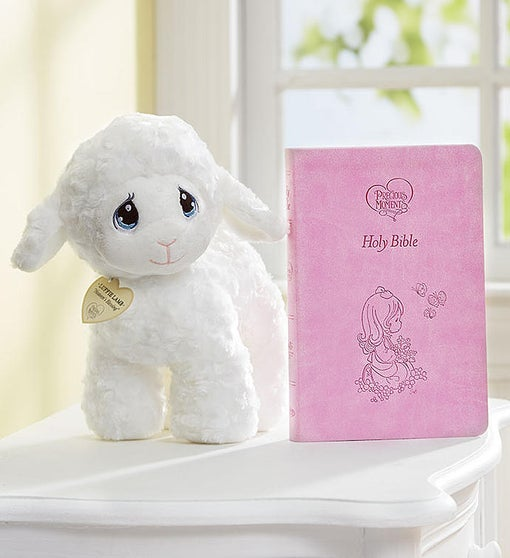 Precious Moments® Luffie Lamb