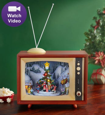 Animated Christmas Traditions TV