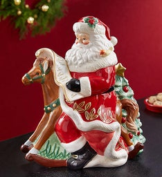 Waterford® Santa Keepsake Cookie Jar