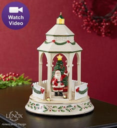 Lenox® Holiday Musical Centerpiece