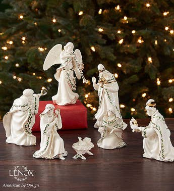 Lenox Holiday Nativity Collectible