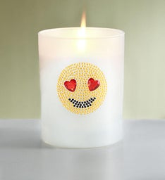 Emoticon Candle