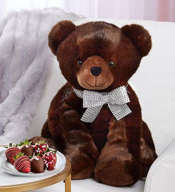 Lotsa Love® Luxury Sable Bear™