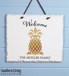 Southern Living™ Personalized Welcome Sign