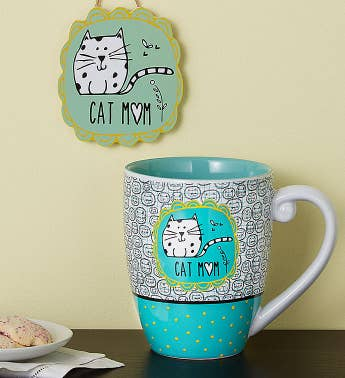 Pet Mom Gift Set- Dog or Cat