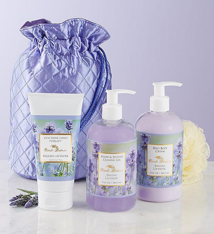 Camille Beckman® Lavender Gift Set Large