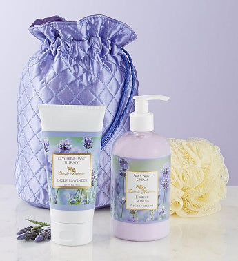 Camille Beckman® Lavender Gift Set Small