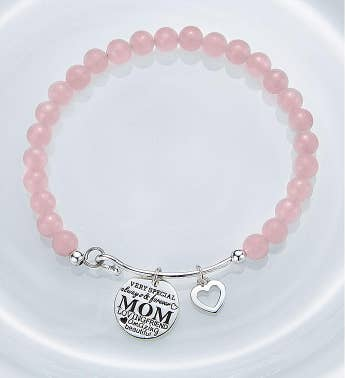 Very Special Mom Bangle Bracelet