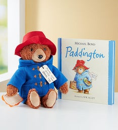 Paddington® Bear and Book
