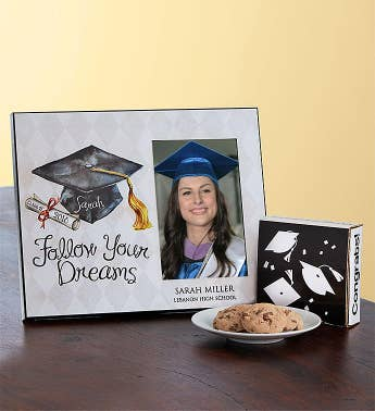 Personalized Graduate Picture Frame