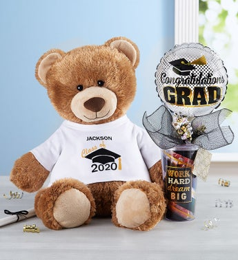 Personalized Tommy Teddy™ 'Graduate'