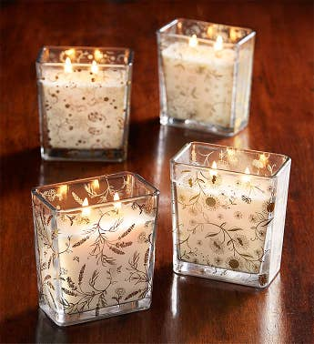 Fields of Flowers Candle Assortment