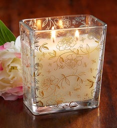 Fields of Flowers™ Peony Candle
