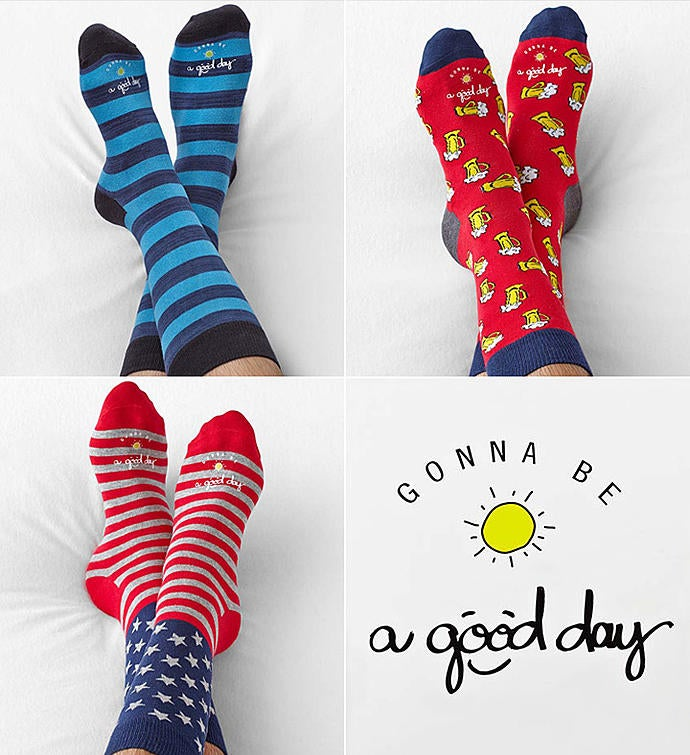 Good Day™ Men Sock Bundle