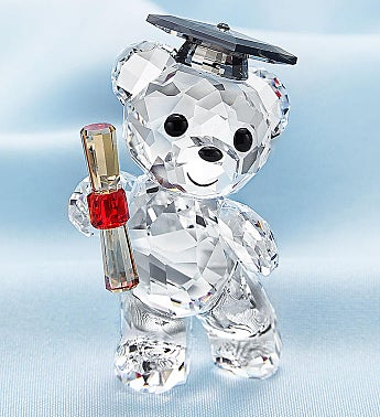Swarovski ® Kris Bear 'Graduation' Collectible
