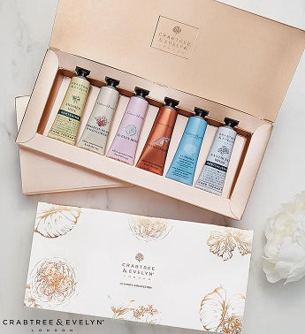 Crabtree  Evelyn Hand Therapy Gift Set