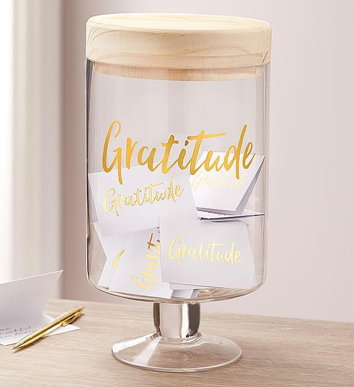 The Gratitude Jar