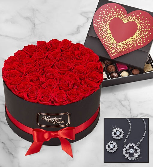 Magnificent Roses® Luxury Gift