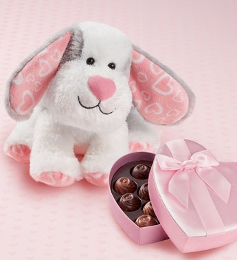Lotsa Love® Sweet Puppy™ with Chocolate