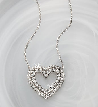 Crislu® Sparkle Her Day Necklace