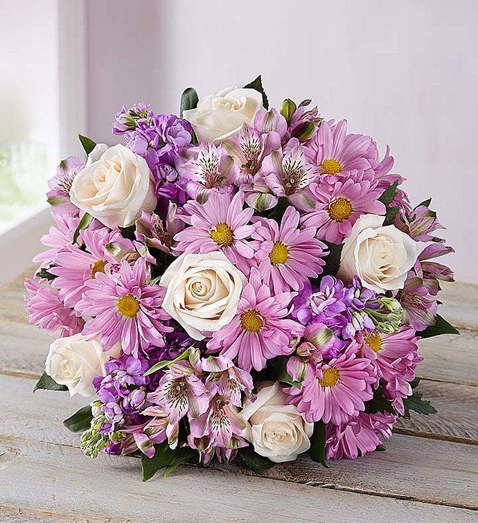 Lavender Garden Bouquet Only
