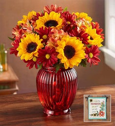 Fall Country Bouquet + Free Banner