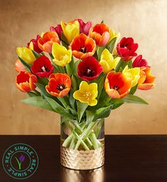 Autumn Tulips by Real Simple®