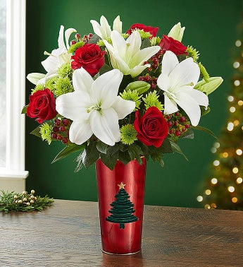 Holiday Celebration Bouquet