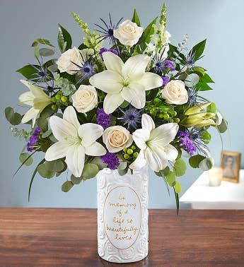 Peaceful Blessings Bouquet