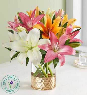 Summer Lilies by Real Simple®
