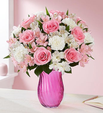 Cherished Blooms Bouquet  Free Shipping