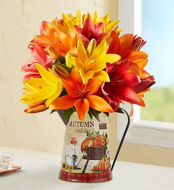Harvest Spice™ Lilies