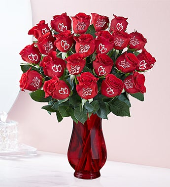 Conversation Roses™ I Love You