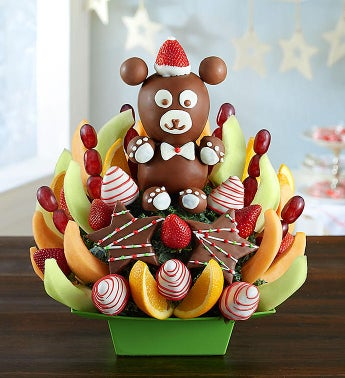 Festive Tasty Teddy