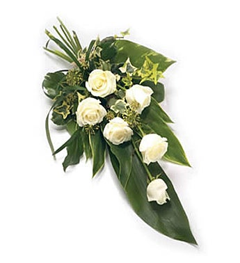 Florist Design - Funeral bouquet